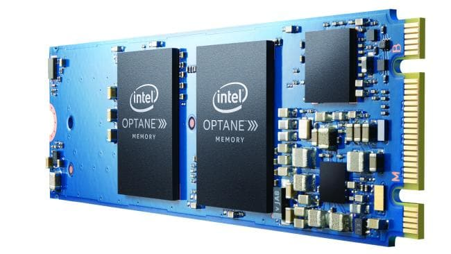 Intel® Optane texnologiyası