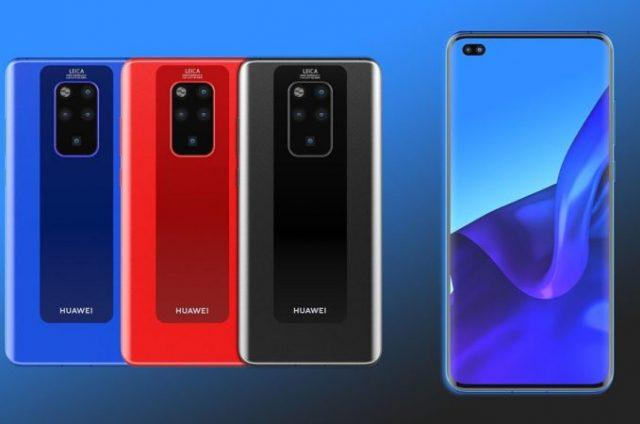 Huawei-in Yeni Əməliyyat Sistemi Mate 30 telefonu ilə Gələ bilər